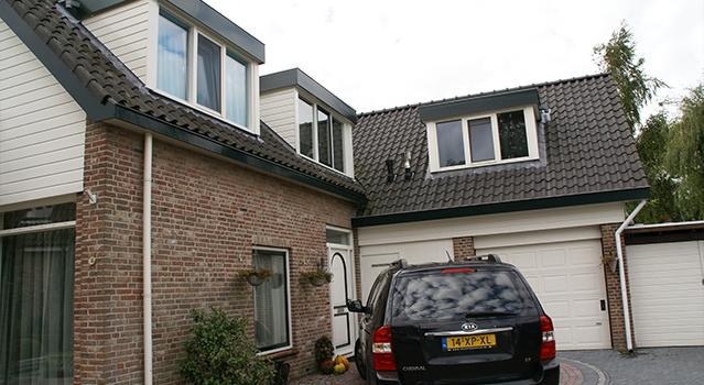 Renovatie woning Hendrik-Ido-Ambacht