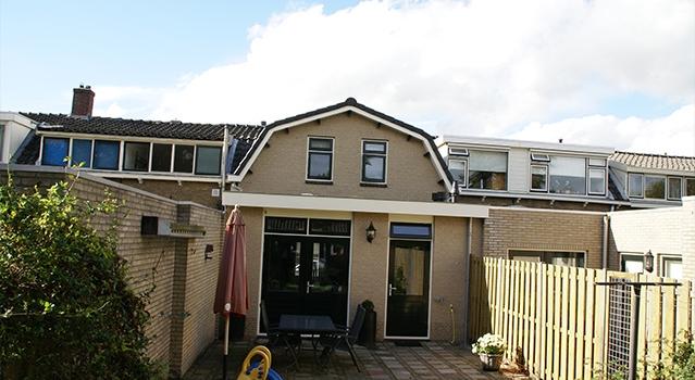 Renovatie woning Ridderkerk
