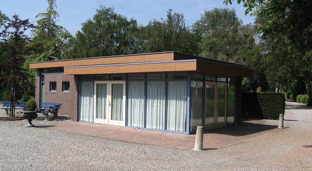 Referentie vastgoed - Onderhoud en verbouw rouwcentrum Rotterdam-Zuid