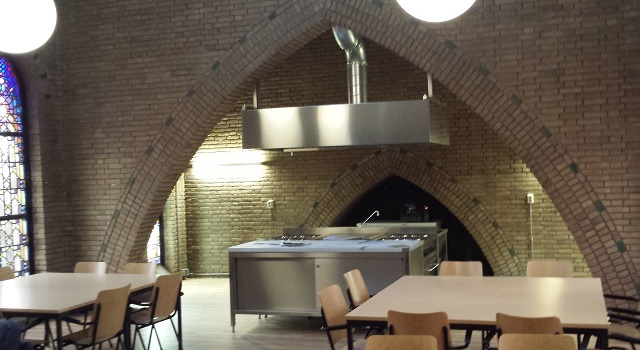 Renovatie klooster CVD De Hille