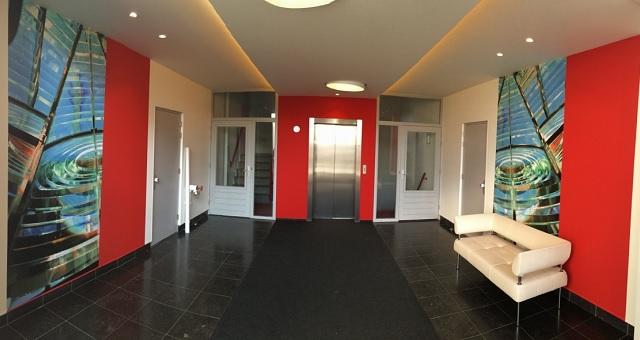 Renovatie entree VVE Het Lichthuis